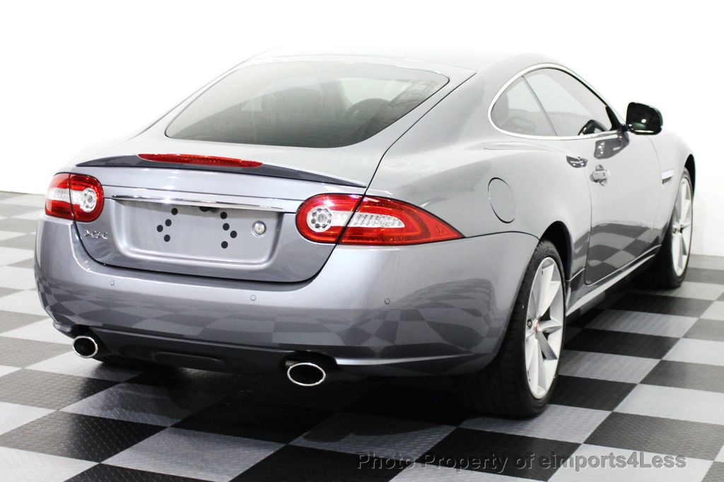 2014 Used Jaguar XK CERTIFIED XK COUPE at eimports4Less Serving