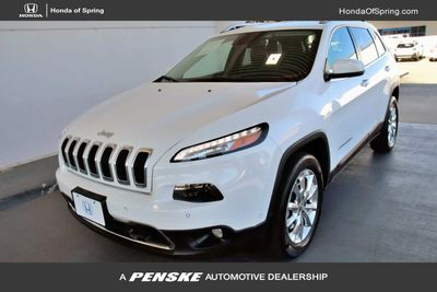 2014 Jeep Cherokee 4WD 4dr Limited SUV
