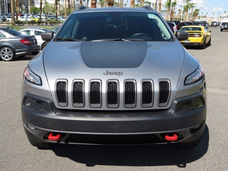 2014 Jeep Cherokee 4WD 4dr Trailhawk - 16831783 - 1