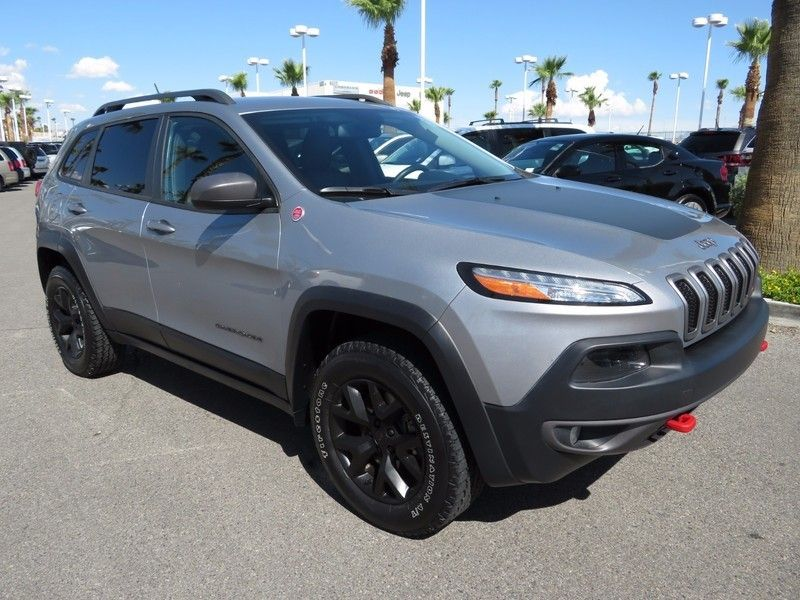 2014 Jeep Cherokee 4WD 4dr Trailhawk - 16831783 - 2