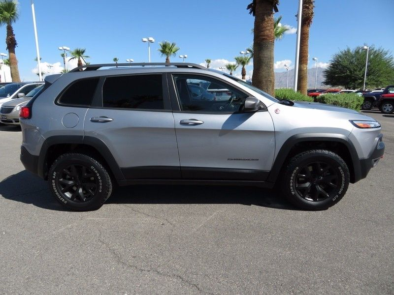 2014 Jeep Cherokee 4WD 4dr Trailhawk - 16831783 - 3
