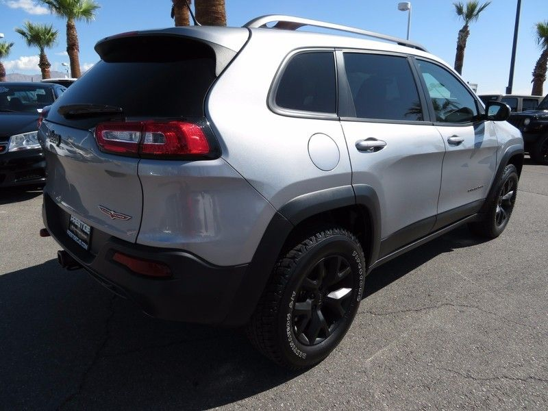 2014 Jeep Cherokee 4WD 4dr Trailhawk - 16831783 - 4