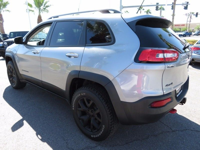 2014 Jeep Cherokee 4WD 4dr Trailhawk - 16831783 - 7
