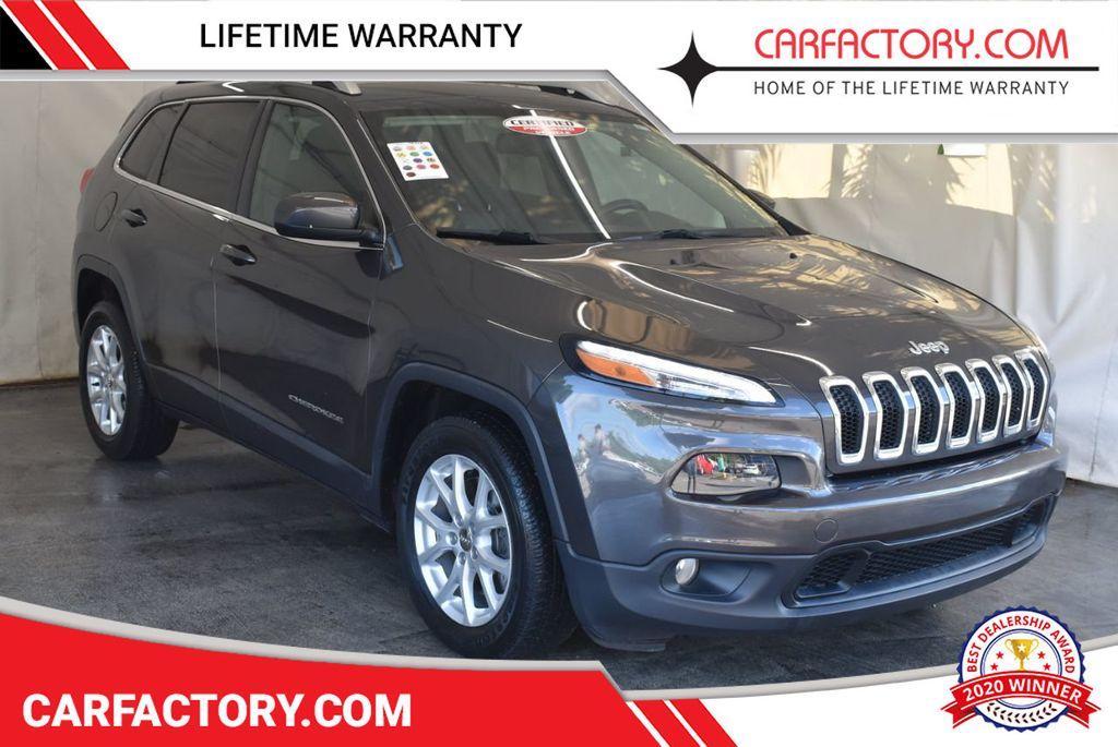 2014 Jeep Cherokee CHEROKEE LATITUDE - 18144621 - 0