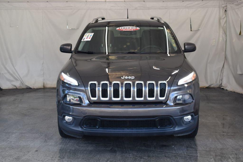 2014 Jeep Cherokee CHEROKEE LATITUDE - 18144621 - 3