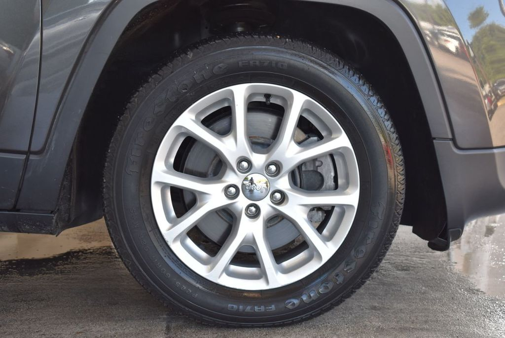 2014 Jeep Cherokee CHEROKEE LATITUDE - 18144621 - 8