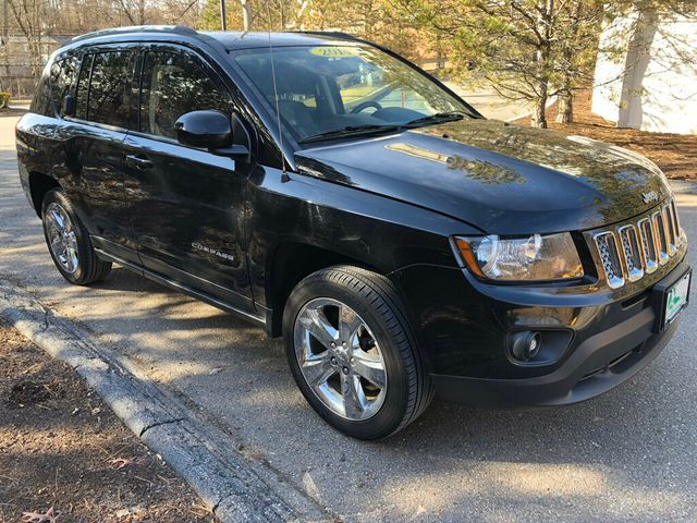 2014 Jeep Compass 4WD 4dr Latitude - Click to see full-size photo viewer