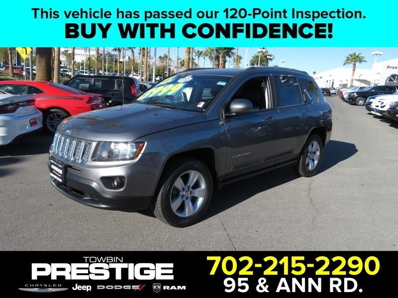 2014 Jeep Compass 4WD 4dr Latitude - 17210109 - 0