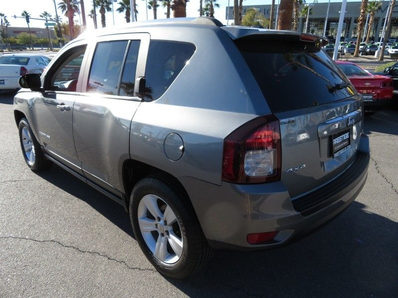 2014 Jeep Compass 4WD 4dr Latitude - 17210109 - 10