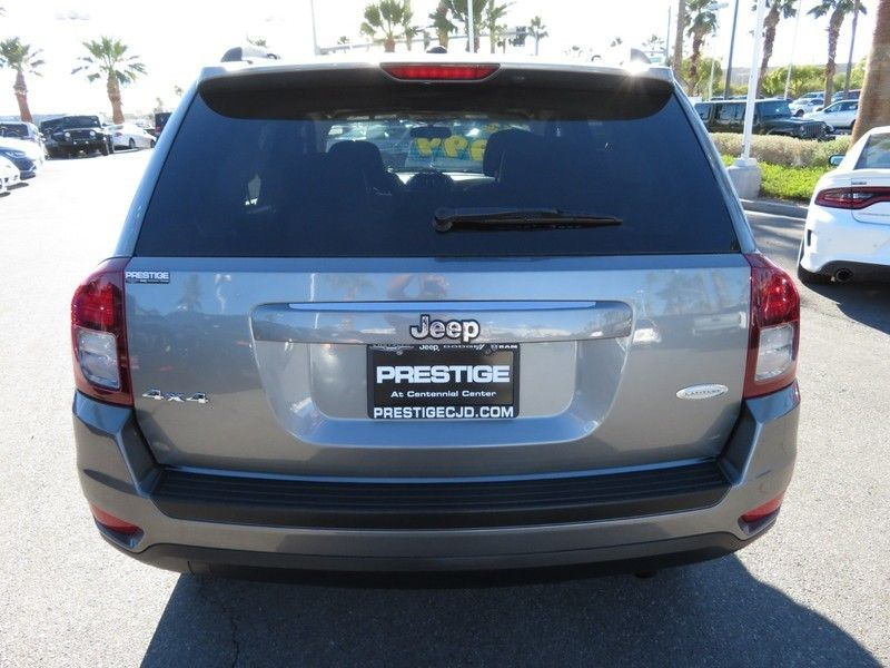 2014 Jeep Compass 4WD 4dr Latitude - 17210109 - 11