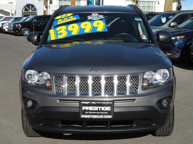 2014 Jeep Compass 4WD 4dr Latitude - 17210109 - 1