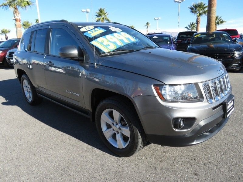2014 Jeep Compass 4WD 4dr Latitude - 17210109 - 2