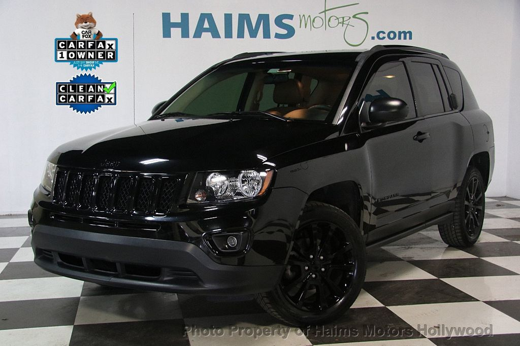 2014 Jeep Compass FWD 4dr Altitude - 17306612 - 0