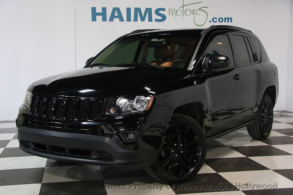2014 Jeep Compass FWD 4dr Altitude - 17306612 - 1