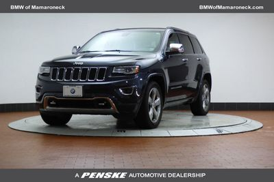 2014 Jeep Grand Cherokee 4WD 4dr Overland SUV