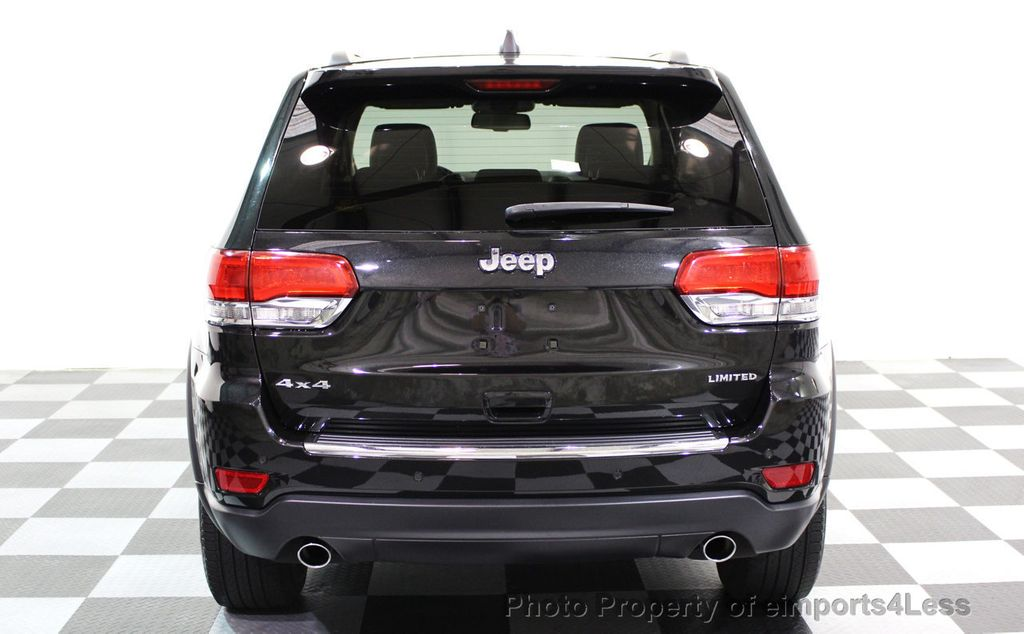 2014 Jeep Grand Cherokee CERTIFIED GRAND CHEROKEEE 4X4 V6 LIMITED CAMERA NAVI - 16831504 - 16