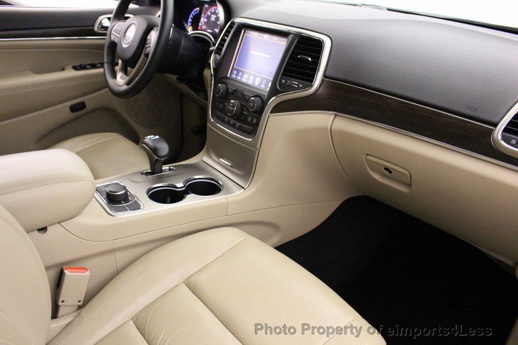 2014 Jeep Grand Cherokee CERTIFIED GRAND CHEROKEEE 4X4 V6 LIMITED CAMERA NAVI - 16831504 - 23