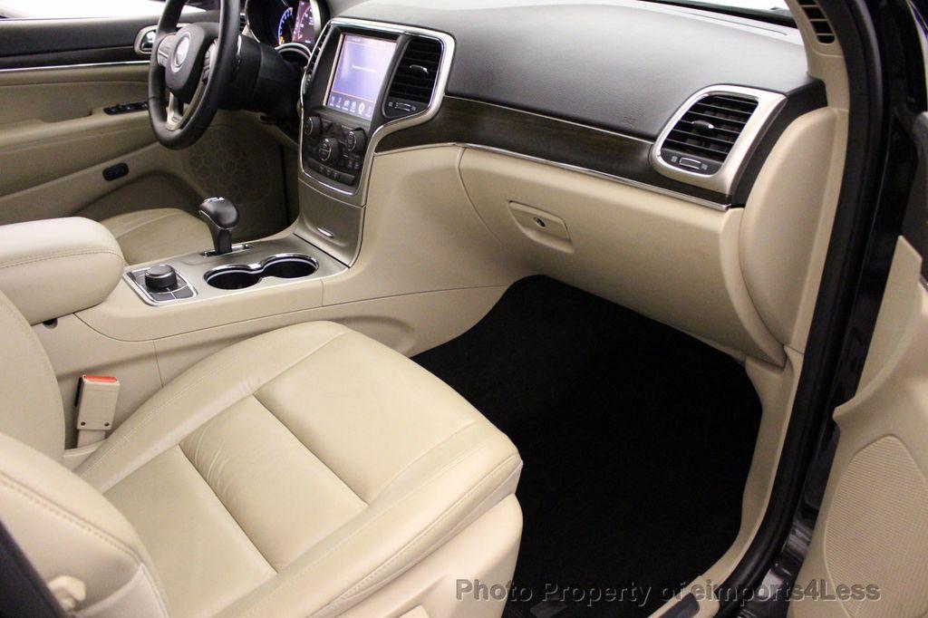 2014 Jeep Grand Cherokee CERTIFIED GRAND CHEROKEEE 4X4 V6 LIMITED CAMERA NAVI - 16831504 - 37