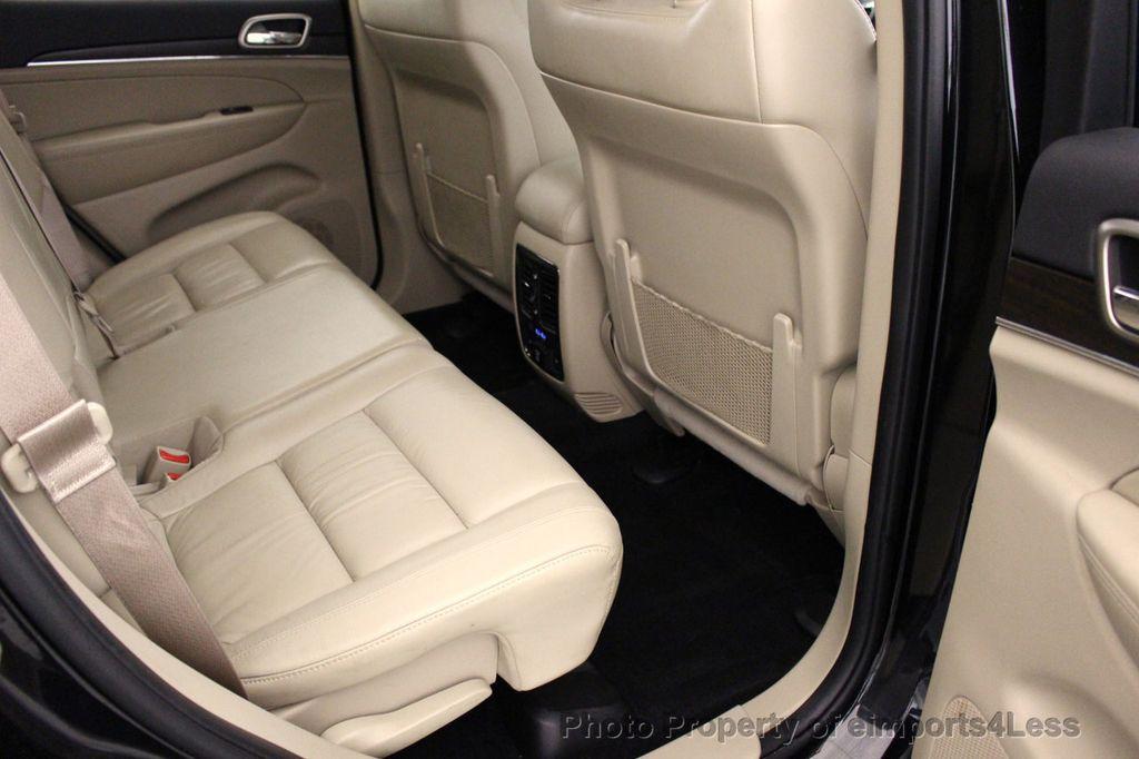 2014 Jeep Grand Cherokee CERTIFIED GRAND CHEROKEEE 4X4 V6 LIMITED CAMERA NAVI - 16831504 - 39