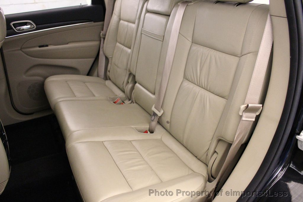 2014 Jeep Grand Cherokee CERTIFIED GRAND CHEROKEEE 4X4 V6 LIMITED CAMERA NAVI - 16831504 - 40