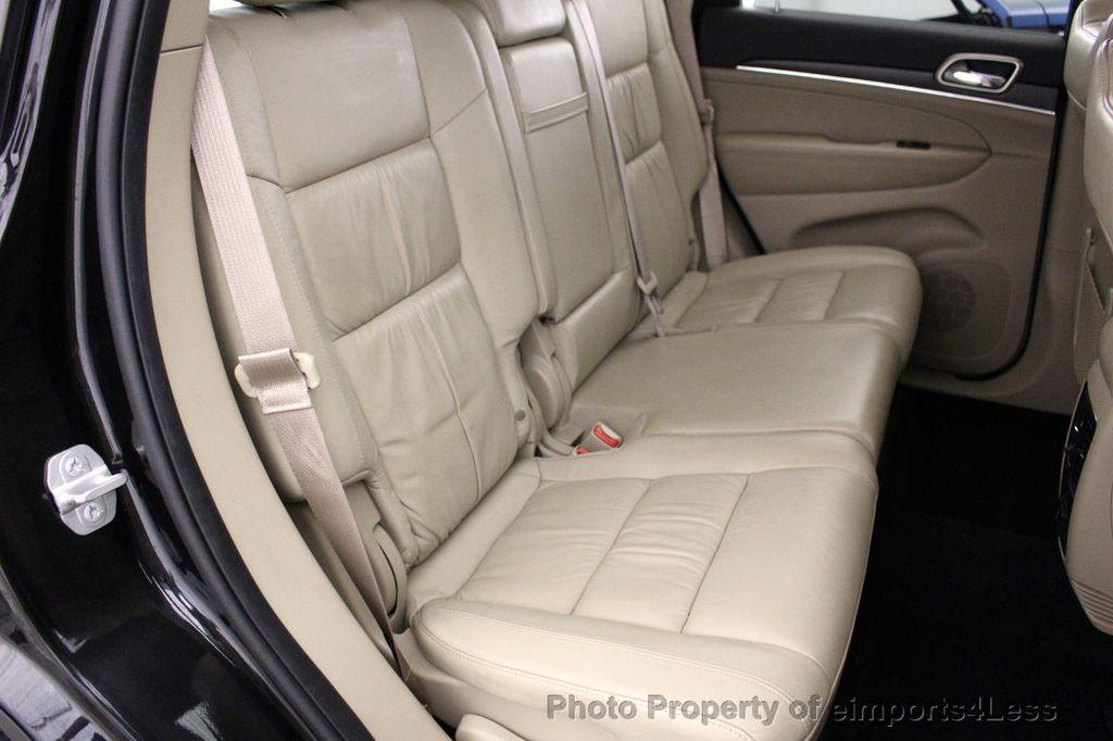 2014 Jeep Grand Cherokee CERTIFIED GRAND CHEROKEEE 4X4 V6 LIMITED CAMERA NAVI - 16831504 - 41