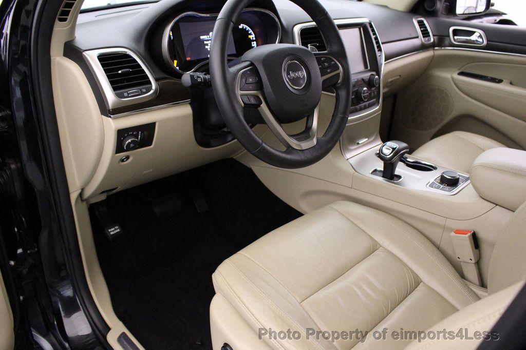 2014 Jeep Grand Cherokee CERTIFIED GRAND CHEROKEEE 4X4 V6 LIMITED CAMERA NAVI - 16831504 - 7