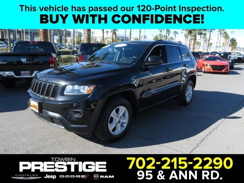 2014 Jeep Grand Cherokee LAREDO - 17234787 - 0