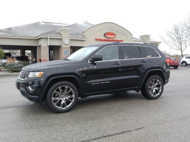 2014 Jeep Grand Cherokee Laredo >> 2014 Used Jeep Grand Cherokee Laredo 4x4 20 Srt Rims Touch Screen Satellite Radio Bluetooth At Auto Express Lafayette In Iid 19692266