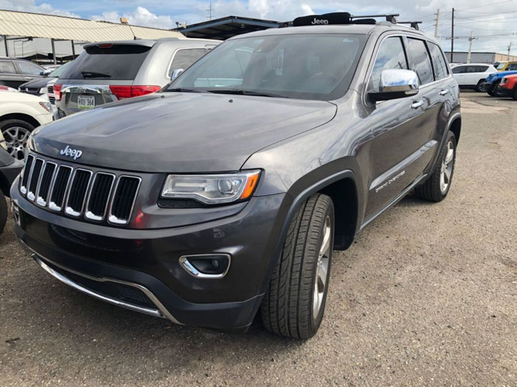 2014 Jeep Grand Cherokee Limited - 17177771 - 0