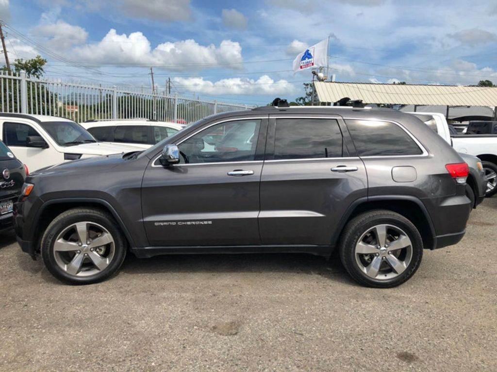 2014 Jeep Grand Cherokee Limited - 17177771 - 1