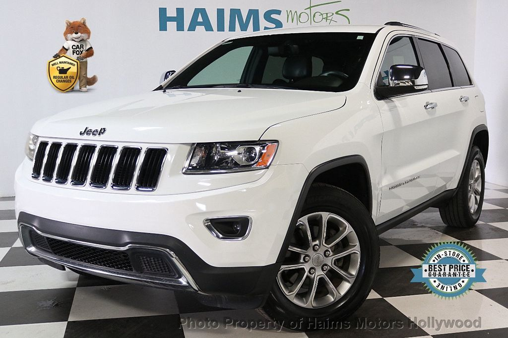 2014 Jeep Grand Cherokee RWD 4dr Limited - 17518578 - 0