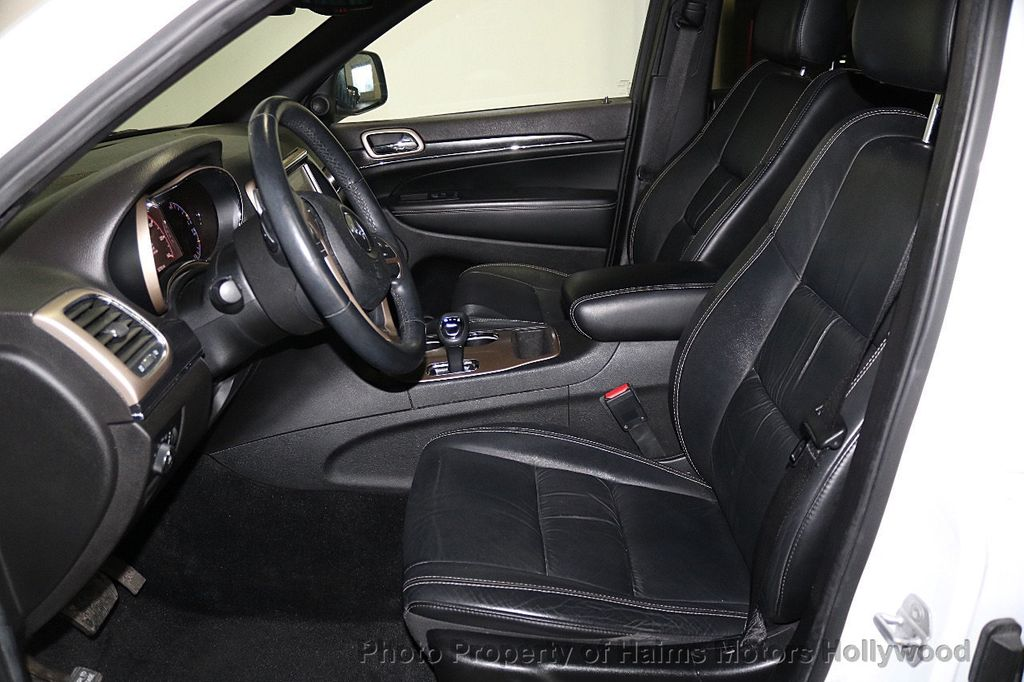2014 Jeep Grand Cherokee RWD 4dr Limited - 17518578 - 17