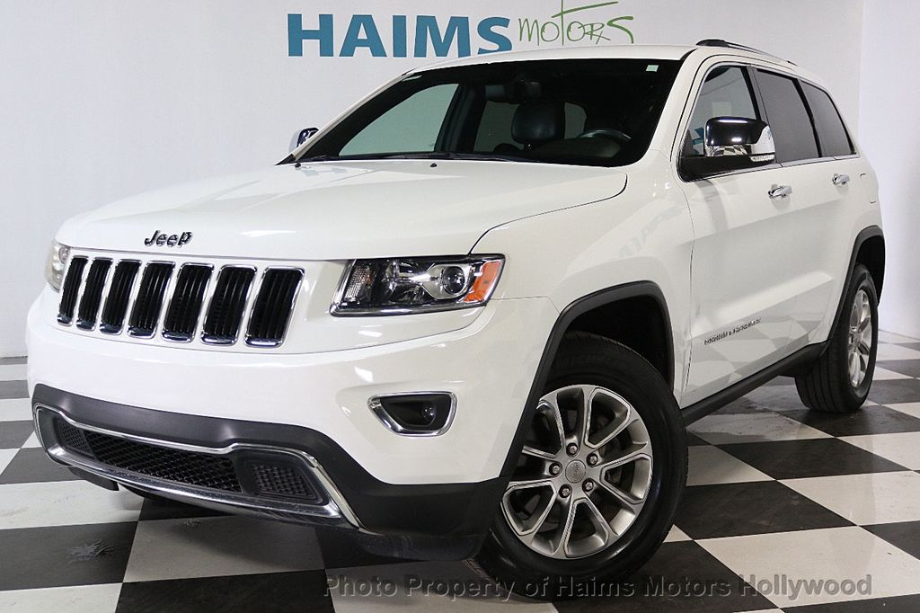 2014 Jeep Grand Cherokee RWD 4dr Limited - 17518578 - 1