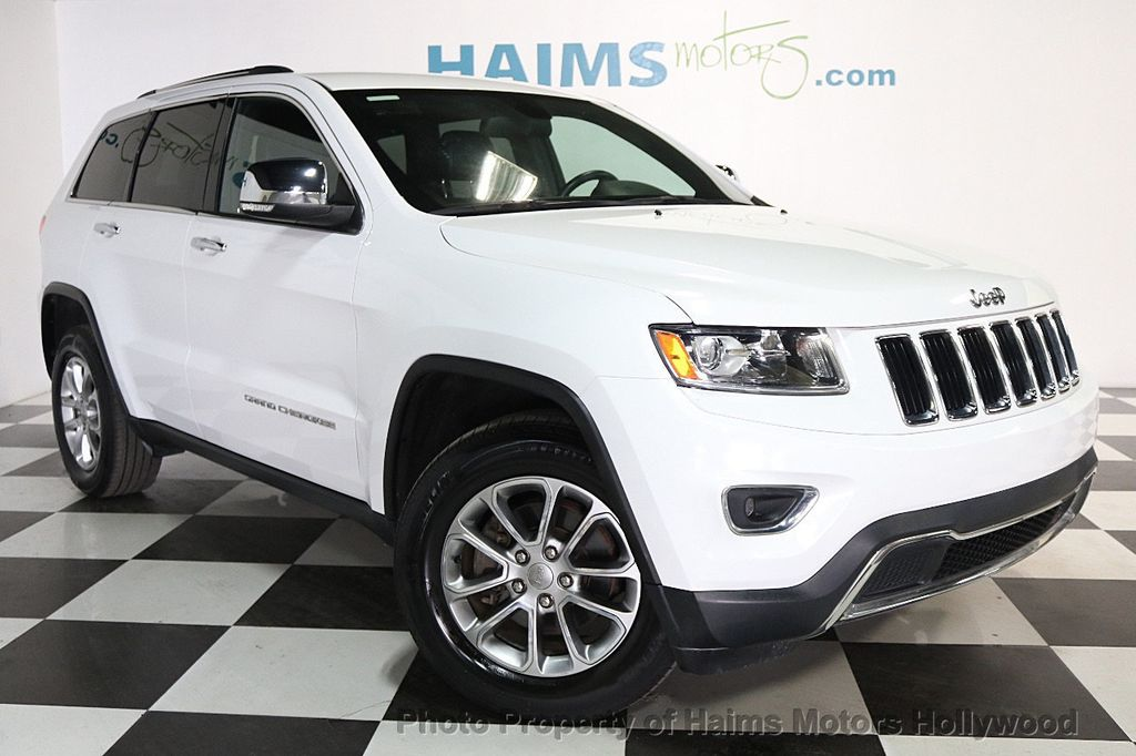 2014 Jeep Grand Cherokee RWD 4dr Limited - 17518578 - 3