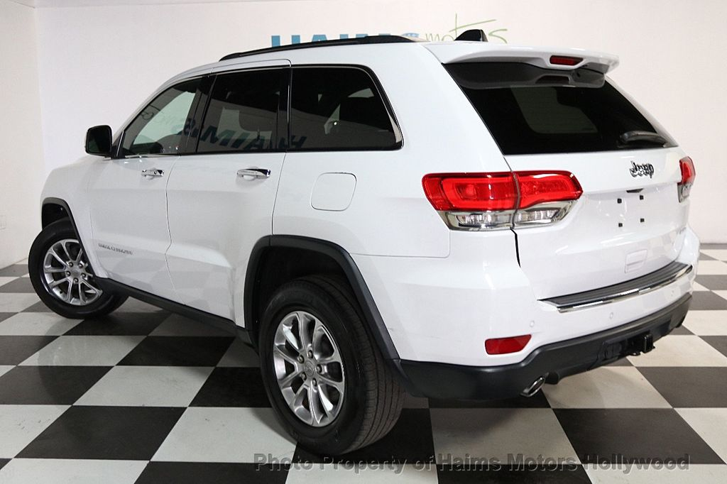 2014 Jeep Grand Cherokee RWD 4dr Limited - 17518578 - 4