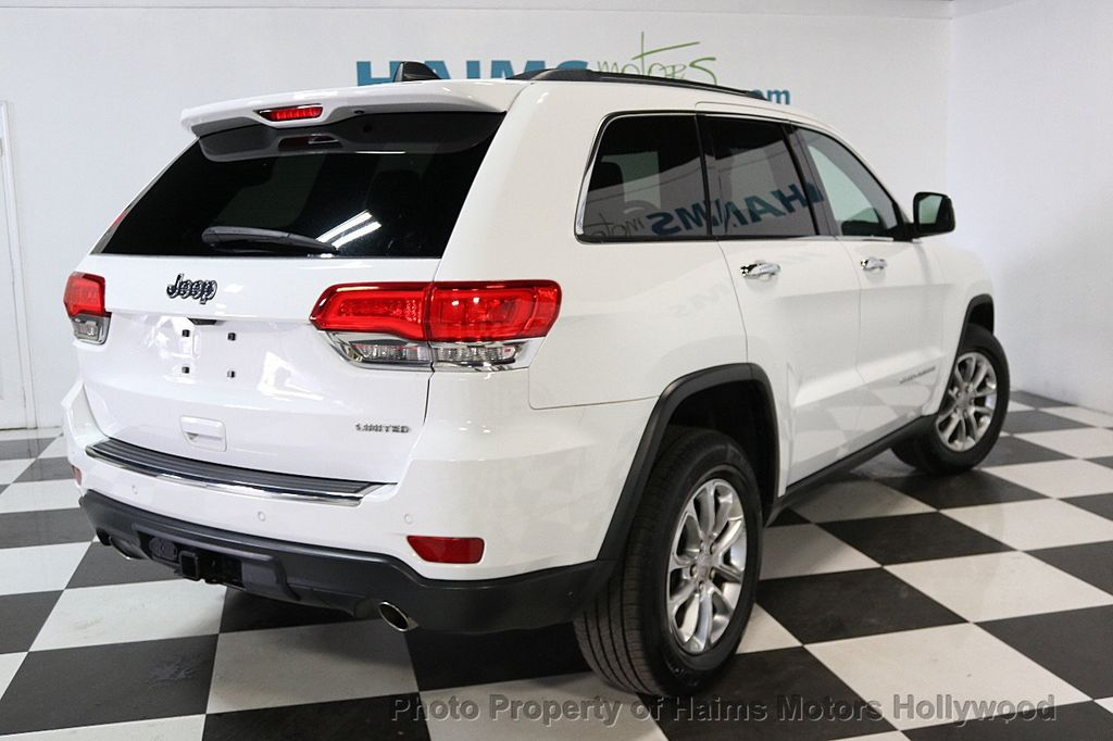 2014 Jeep Grand Cherokee RWD 4dr Limited - 17518578 - 6