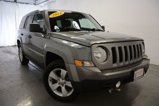 2014 Used Jeep Patriot 4wd 4dr Sport At Highline Automotive Serving Philadelphia Pa Iid 19984366