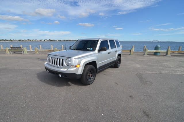 2014 Used Jeep Patriot 4wd 4dr Sport At Webe Autos Serving Long