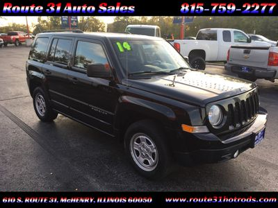 2014 Jeep Patriot FWD 4dr Altitude SUV