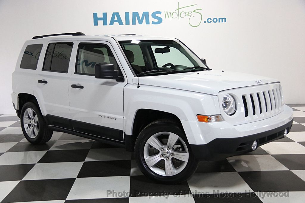 2014 used jeep patriot fwd 4dr altitude at haims motors serving fort