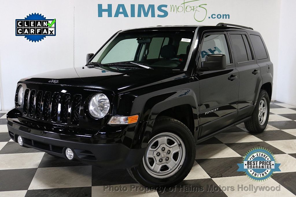 2014 Jeep Patriot FWD 4dr Altitude - 18584881 - 0