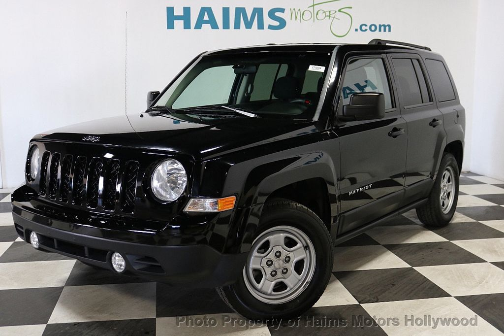 2014 Jeep Patriot FWD 4dr Altitude - 18584881 - 1