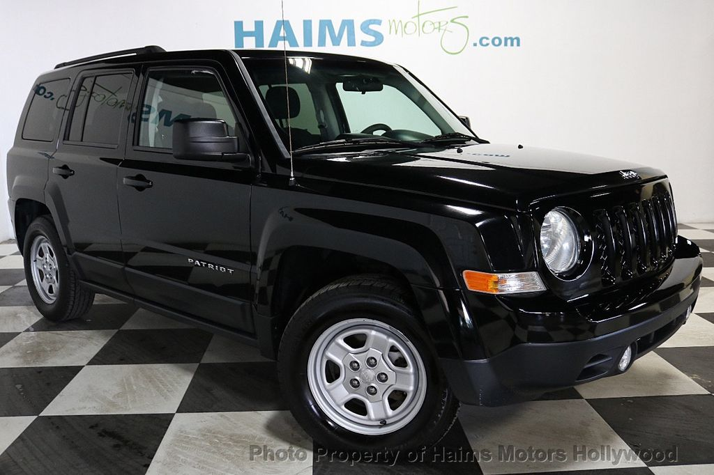 2014 Jeep Patriot FWD 4dr Altitude - 18584881 - 3