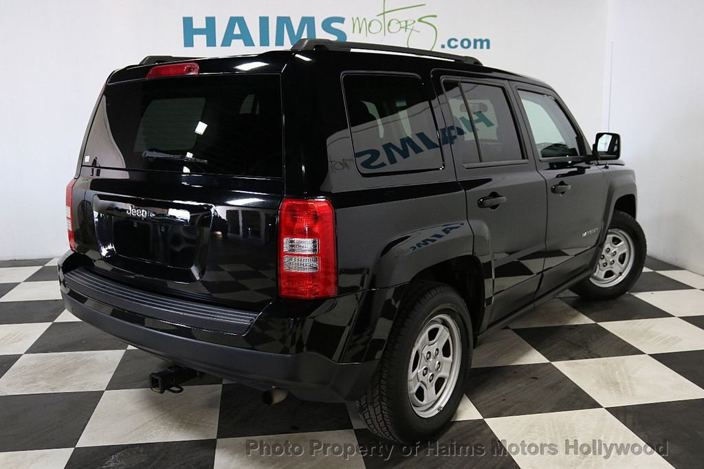 2014 Jeep Patriot FWD 4dr Altitude - 18584881 - 6