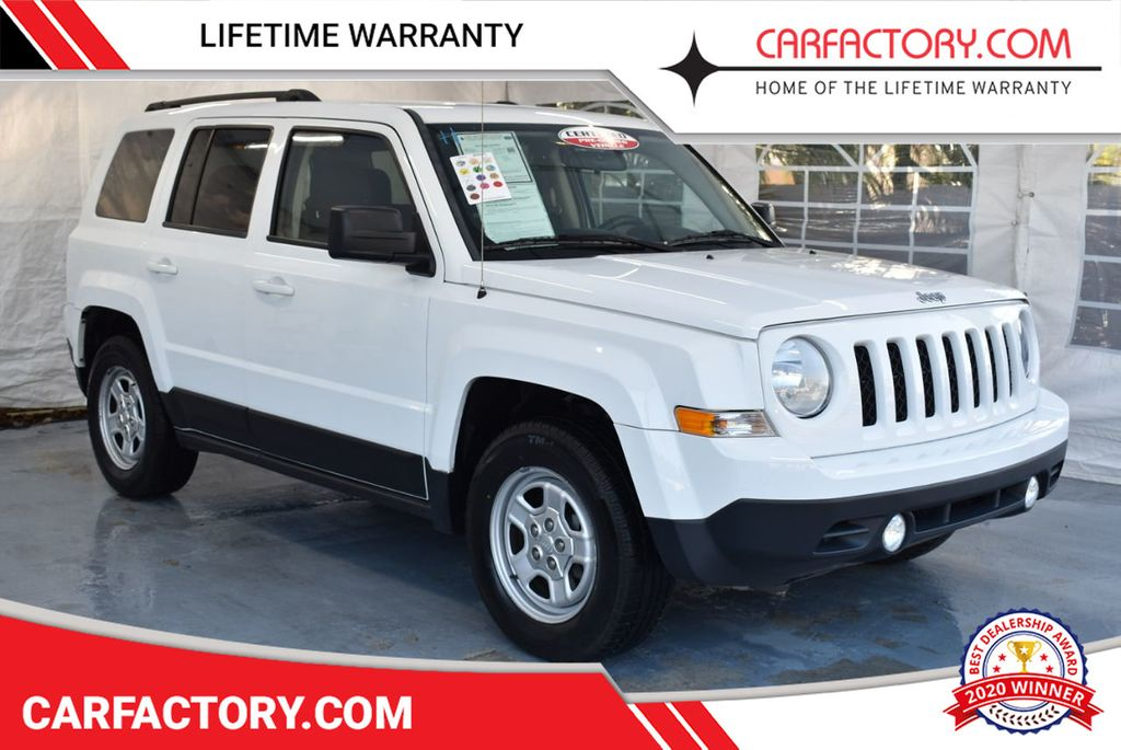 2014 Jeep Patriot FWD 4dr Altitude - 18341576 - 0