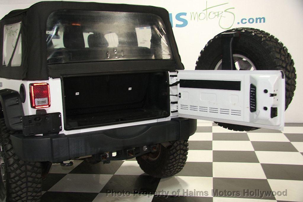 2014 Jeep Wrangler 4WD 2dr Sport - 16894515 - 9