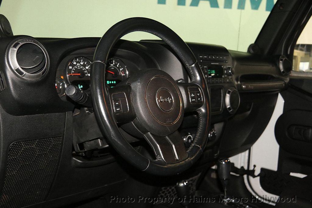 2014 Jeep Wrangler 4WD 2dr Sport - 16894515 - 16