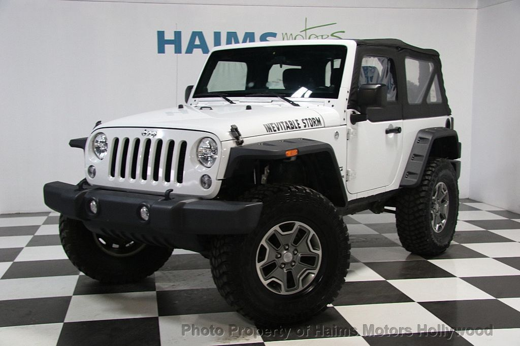 Vehicle Value By Vin >> 2014 Used Jeep Wrangler 4WD 2dr Sport at Haims Motors Serving Fort Lauderdale, Hollywood, Miami ...