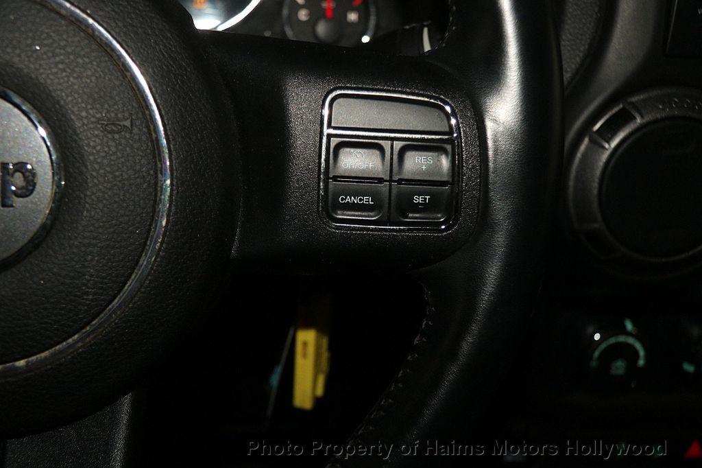 2014 Jeep Wrangler 4WD 2dr Sport - 16894515 - 22