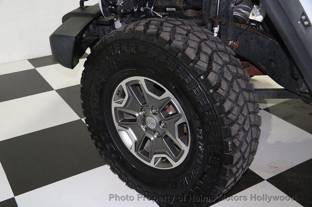 2014 Jeep Wrangler 4WD 2dr Sport - 16894515 - 26